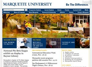 mu.edu Homepage Screenshot
