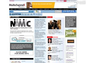multichannel.com Homepage Screenshot