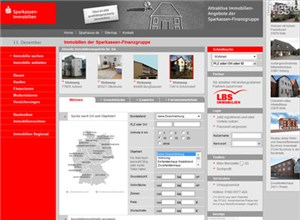 s-immobilien.de Homepage Screenshot