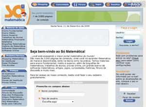 somatematica.com.br Homepage Screenshot