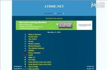 ATDHE.net Traffic Rankings, Whois Data, and Website Keywords ...