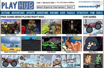 play hub com
