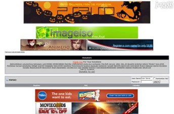 pspiso.com Homepage Screenshot