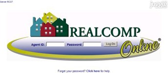 realcomponline.com Homepage Screenshot