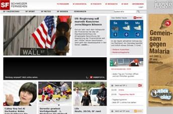sfdrs.ch Homepage Screenshot