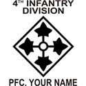 4th Infantry Division Logo