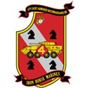 4th Light Armored Reconnaissance Battalion USMCR Logo