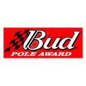 Bud Pole Award Logo