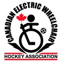 Canadian Electric Wheelchair Hockey Association Logo