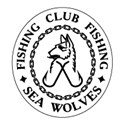 Fishing Club Sea Wolves Logo