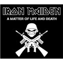 Iron Maiden Army Logo