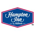 Logo Hampton Inn -by Hilton- Logo