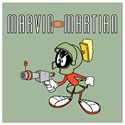 Marvin the Martian Logo