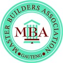 MBA-MASTER BUILDERS ASSOCIATION Logo