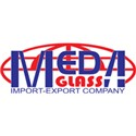 meda glass Logo