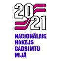 National Hockey at turn of the century Logo