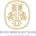 Rand Merchan Bank Logo