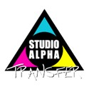 Studio Alpha Transfer Logo