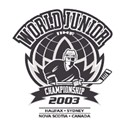 World Junior IIHF Championship 2003 Logo
