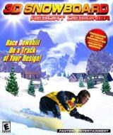 3D Snowboard Resort Designer Cover