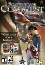 American Conquest Anthology Cover