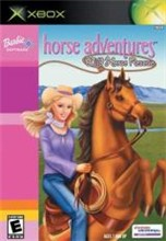 Barbie Horse Adventures: Wild Horse Rescue Cover