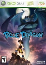 Blue Dragon Cover