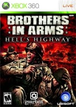 Brothers in Arms Hell's Highway Cover