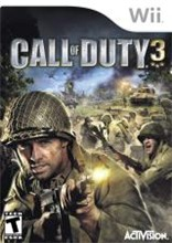 Call of Duty 3 Cover