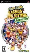 Capcom Classics Collection Reloaded Cover
