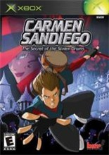 Carmen Sandiego: The Secret of the Stolen Drums Cover