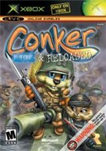 Conker: Live & Reloaded Cover