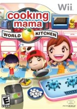 Cooking Mama World Kitchen Cover