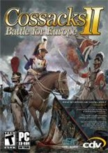 Cossacks II: Battle for Europe Cover