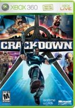 Crackdown Cover