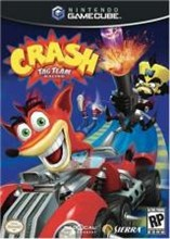 Crash Tag Team Racing Cover