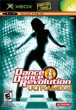 Dance Dance Revolution ULTRAMIX 4 Cover