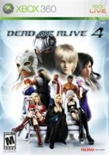 Dead or Alive 4 Cover