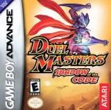 Duel Masters: Shadow of The Code Cover