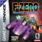 F-Zero: Maximum Velocity Cover