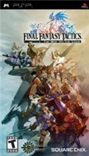 Final Fantasy Tactics: The War of The Lions Cover
