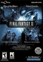 Final Fantasy XI: Vana'diel Collection 2008 Cover
