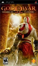 God of War Chains of Olympus Cover