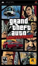 Grand Theft Auto: Liberty City Stories Cover