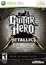Guitar Hero Metallica Cover