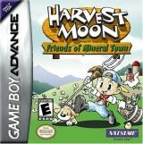 Harvest Moon: Friends of Mineral Town Cover