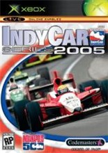 IndyCar Series 2005 Cover