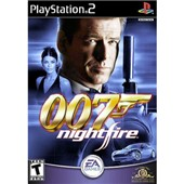 James Bond 007: NightFire Cover