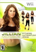 Jillian Michael's Fitness Ultimatum 2009 Cover