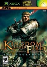 Kingdom Under Fire: The Crusaders Cover